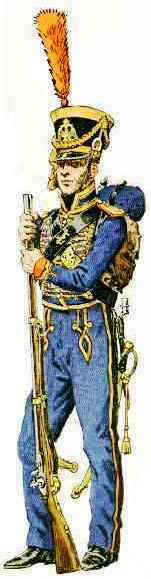 1811 Marine's uniform